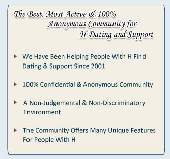 herpes dating georgia Hdatecom - the best, largest and completely anonymous online h dating site for people with herpes, hpv and hiv meet and chat with h singles  h date understand .